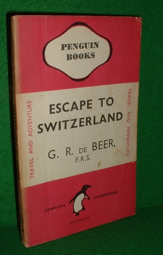 Image for ESCAPE TO SWITZERLAND