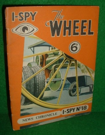 Image for I SPY THE WHEEL No 18