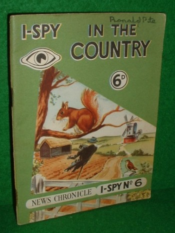 Image for I SPY IN THE COUNTRY No 6