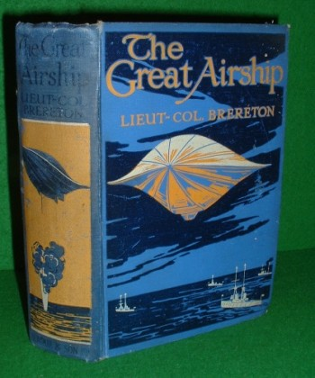 Image for THE GREAT AIRSHIP A Tale of Adventure