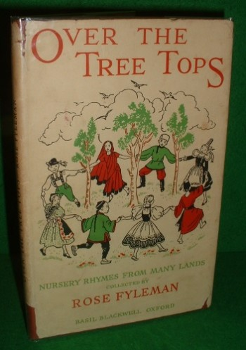 Image for OVER THE TREE TOPS Nursery Rhymes from Many Lands