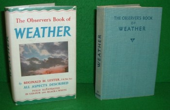Image for THE OBSERVER'S BOOK OF WEATHER   No 22