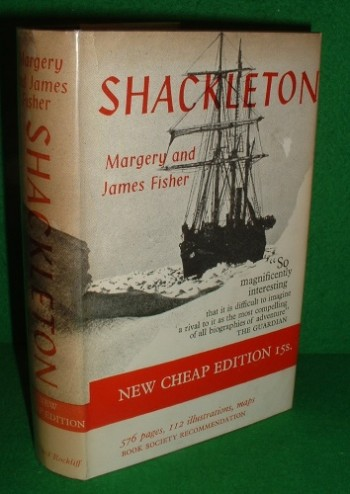 Image for SHACKLETON with Drawings by W E How Who Served with the Endurance Expedition