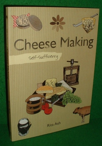 Image for Self-Sufficiency CHEESE MAKING