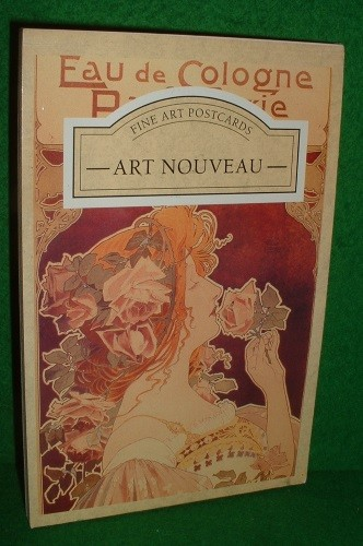 Image for ART NOUVEAU Fine Art Postcards