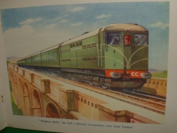 Image for TRAINS OF TODAY Beautifully Designed in Colour