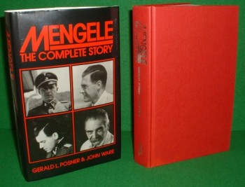 Image for MENGELE THE COMPLETE STORY