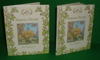 Image for SPRING STORY Brambly Hedge