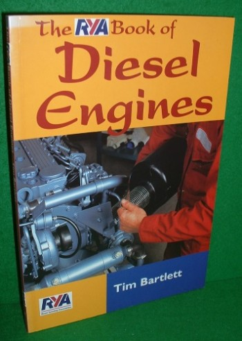 Image for The RYA Book of DIESEL ENGINES [ Royal Yachting Association]