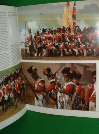 Image for GERMAN NAPOLEONIC ARMIES Recreated in Colour Photographs Europa Militaria Special No 9 [ English Text ]