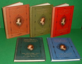 "Image for THE ""PEARS"" EDITION OF CHARLES DICKENS' CHRISTMAS BOOKS CENTENARY EDITION 5 vols Complete"