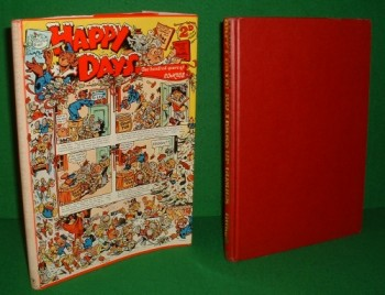 Image for HAPPY DAYS A Century of Comics 1870 - 1970