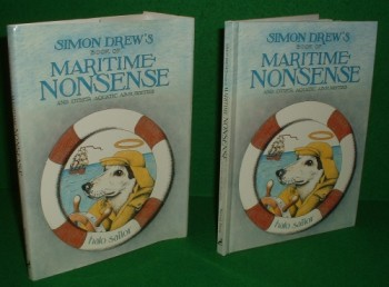 Image for SIMON DREW'S BOOK of MARITIME NONSENSE and Other AQUATIC ABSURDITIES