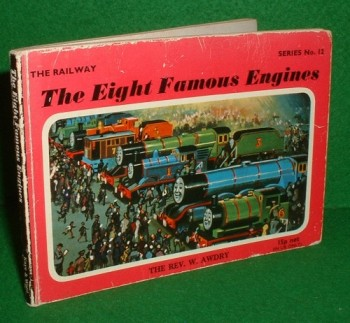 Image for THE EIGHT FAMOUS ENGINES  the Railway Series No 12