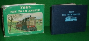 Image for TOBY THE TRAM ENGINE THE RAILWAY SERIES NO 7