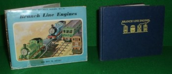 Image for BRANCH LINE ENGINES The Railway Series No 16