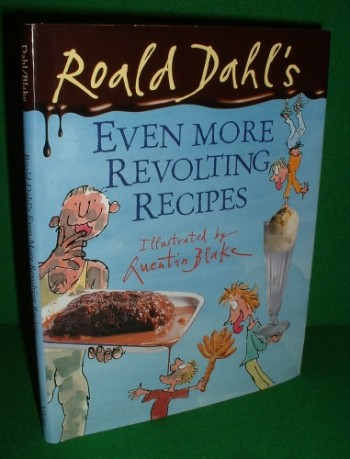 Image for ROALD DAHL'S EVEN MORE REVOLTING RECIPIES