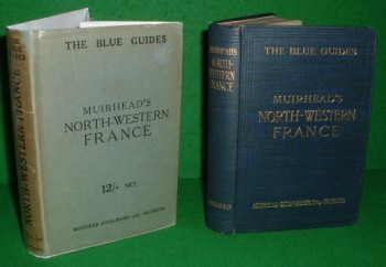 Image for NORTH-WESTERN FRANCE THE BLUE GUIDES