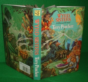 Image for WYRD SISTERS A DISCWORLD NOVEL SIGNED
