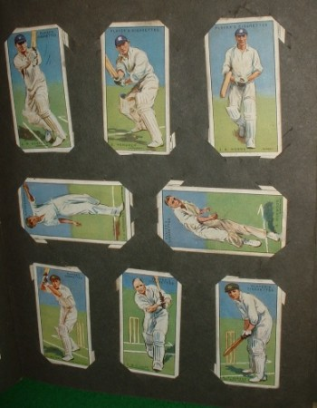 Image for CIGARETTE CARD ALBUM CONTAINING 223 CARDS