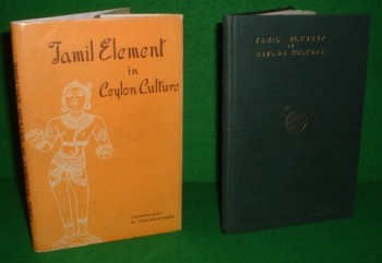 Image for TAMIL ELEMENT IN CEYLON CULTURE English Series No 2