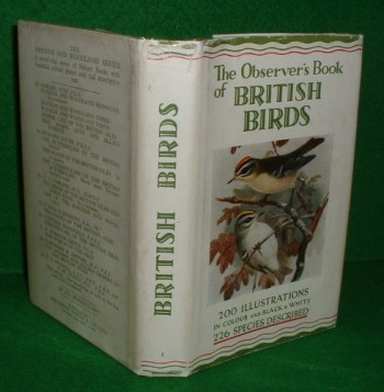 Image for THE OBSERVER'S BOOK OF BIRDS New Edition 1952