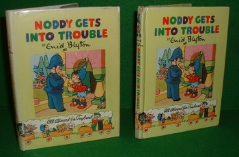 Image for NODDY GETS INTO TROUBLE  No 8
