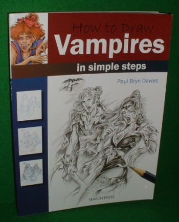 Image for How To Draw VAMPIRES in Simple Steps