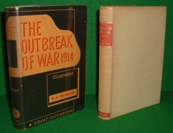 Image for THE OUTBREAK OF WAR 1914