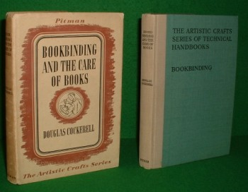 Image for BOOKBINDING AND THE CARE OF BOOKS A TEXT-BOOK FOR BOOKBINDERS AND LIBRARIANS
