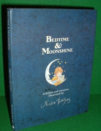 Image for BEDTIME & MOONSHINE Lullabies and Nonsense [ Bedtime and Moonshine ]