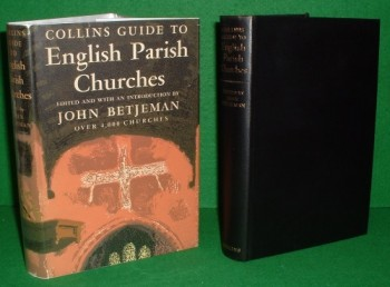 Image for COLLINS GUIDE TO ENGLISH PARISH CHURCHES INCLUDING THE ISLE OF MAN