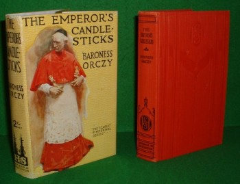 Image for THE EMPER0R'S CANDLESTICKS  ( THE SCARLET PIMPERNEL SERIES)