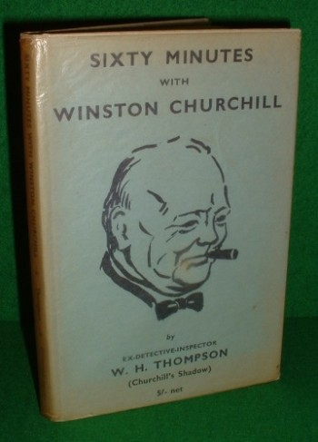 Image for SIXTY MINUTES With WINSTON CHURCHILL