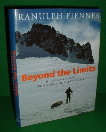 Image for BEYOND THE LIMITS The Lessons learned from a Lifetime's Adventures