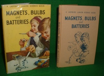 Image for MAGNETS, BULBS AND BATTERIES A Ladybird Junior Science Book no 621