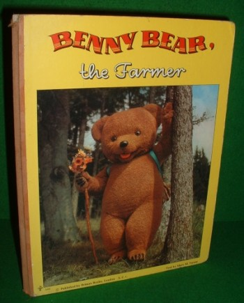 Image for BENNY BEAR The Farmer [ Benny Bear is the Little Bear , a Well Known Film &  T.V.Figure ]