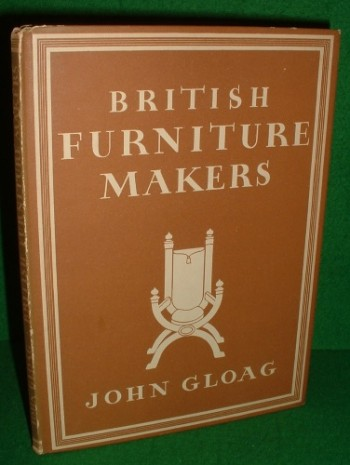 Image for BRITISH FURNITURE MAKERS Britain in Pictures no 89
