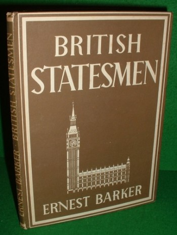 Image for BRITISH STATESMEN Britain in Pictures no 13