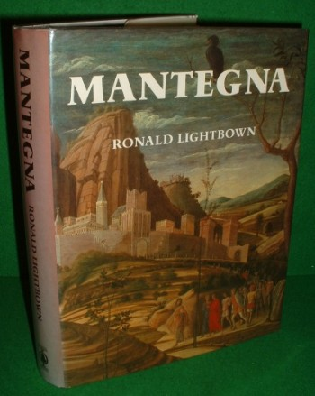 Image for MANTEGNA With a Complete Catalogue of the Paintings, Drawings and Prints
