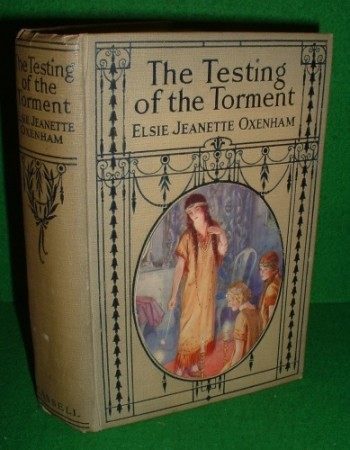 Image for THE TESTING OF THE TORMENT