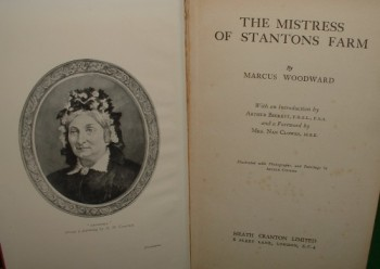 Image for THE MISTRESS OF STANTONS FARM