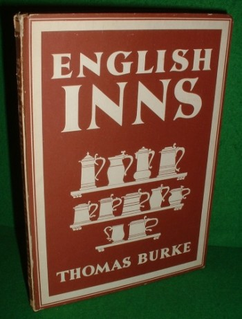 Image for ENGLISH INNS , Britain in Pictures Series