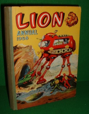 Image for LION ANNUAL 1958