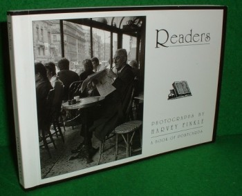 Image for READERS a BOOK OF POSTCARDS Photographs by Harvey Finkle