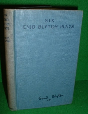 Image for SIX ENID BLYTON PLAYS