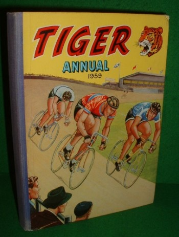 Image for TIGER ANNUAL 1959