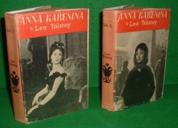Image for ANNA KARENINA 2 Vols set