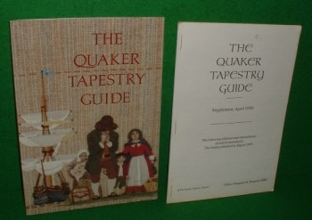 Image for THE QUAKER TAPESTRY GUIDE