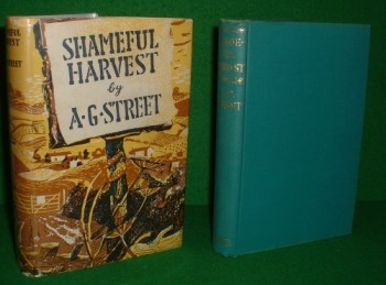 Image for SHAMEFUL HARVEST A Novel
